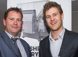Applied Machinery at The 2013 PANZ Plastics Industry Achievement Awards